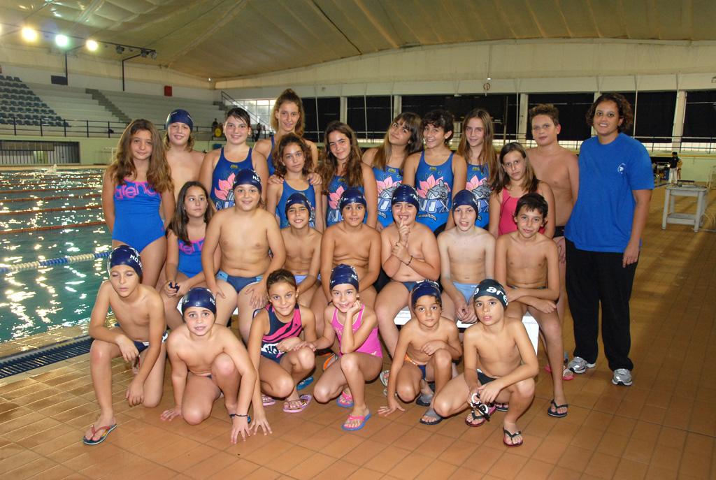 Αγωνιστική Ομάδα Κολύμβησης ΝΟ Χίου