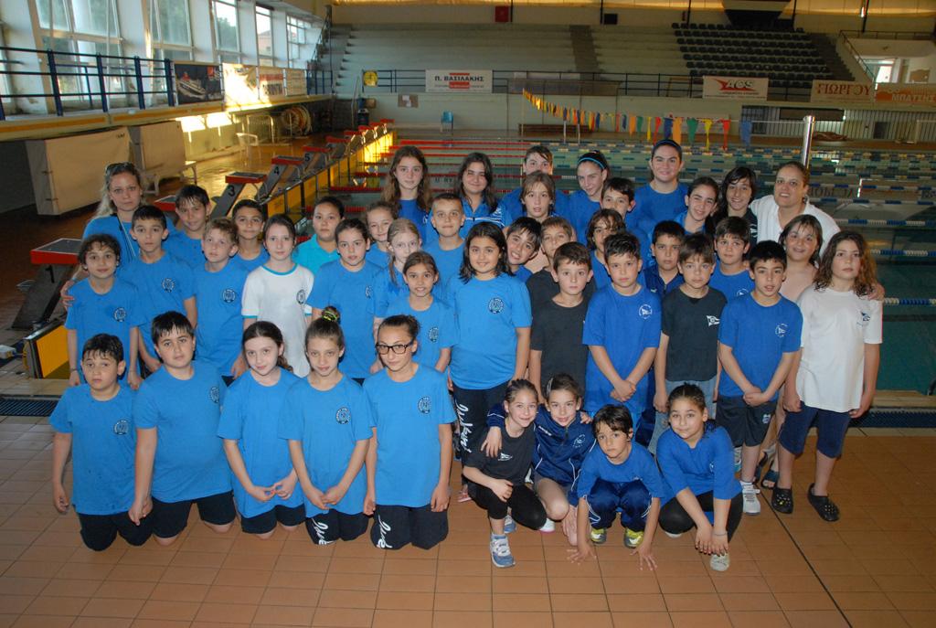 Διεθνές Προπονητικό Camp Κολύμβησης