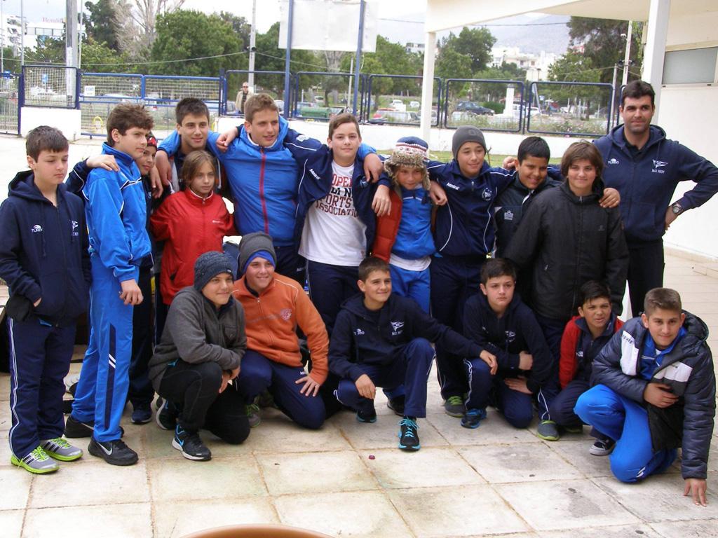 Ομάδα Μίνι Παίδων ΝΟΧ 2013-2014